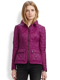 Burberry Brit - Ivymoore Quilted Jacket