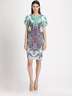 Etro - Paisley Dress