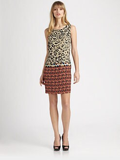 Etro - Beaded Silk Dress