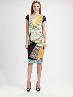 Etro - Silk Paisley Dress