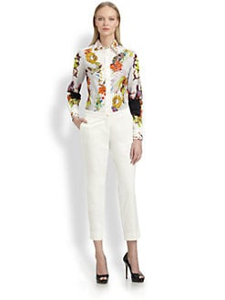 Etro - Birds Of Paradise Shirt