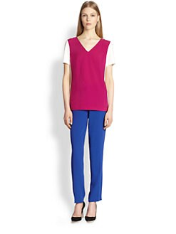 Etro - Colorblock Top