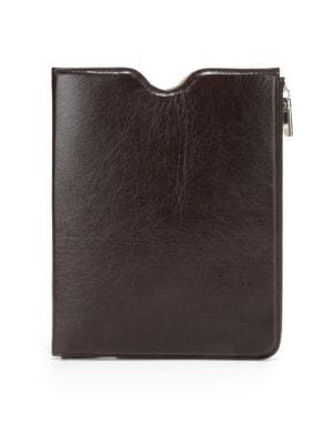 Leather Sleeve for iPad 1, 2 & 3