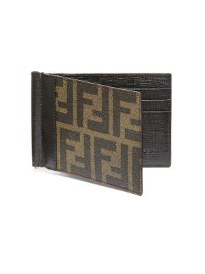 Zucca Money Clip Wallet