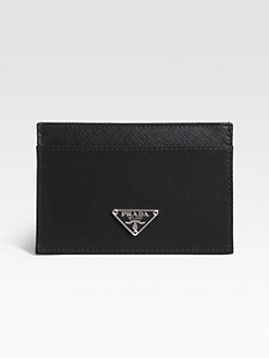 Prada - Nylon Credit Card Case