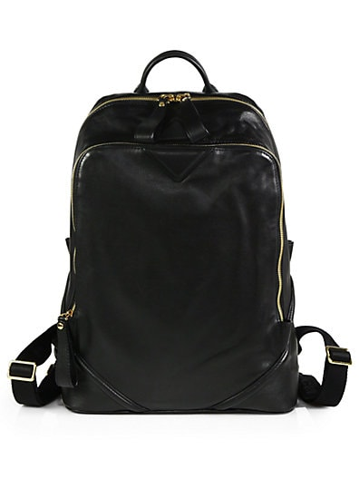 Duke Nappa Leather Backpack