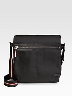 Bally - Nylon Messenger Bag