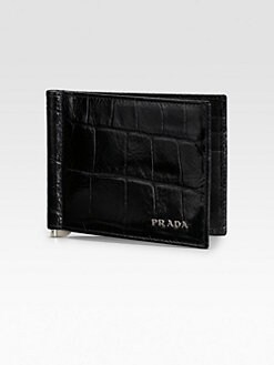 Prada - St. Cocco Money Clip Wallet