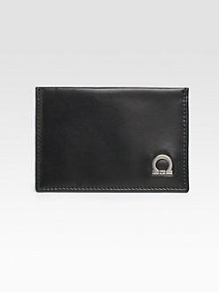 Salvatore Ferragamo - Gancio Credit Card Case