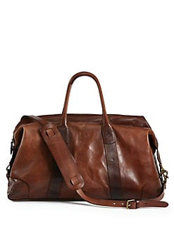 Polo Ralph Lauren - Leather Duffel