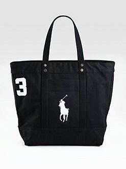 Polo Ralph Lauren - Big PP Tote