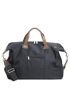 Jack Spade - Winged Nylon Duffle