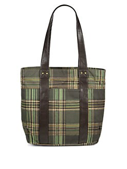 Matt & Nat - Morrison Plaid Tote