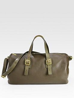 Marc by Marc Jacobs - Simple Leather Duffel