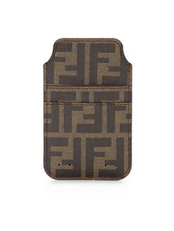 Fendi - Logo Case for iPhone 5