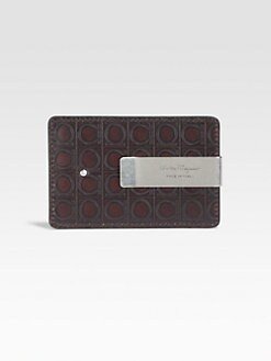 Salvatore Ferragamo - Gamma Money Clip