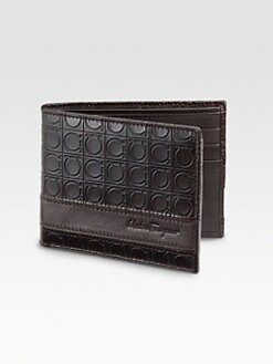 Salvatore Ferragamo - Gamma Bi-Fold Wallet