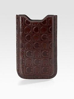 Salvatore Ferragamo - Cile Gancini Slipcase for iPhone 4/4S