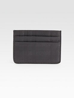 Burberry - Leather Card Case