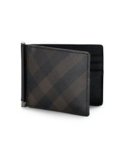 Burberry - Quillen Clip Wallet