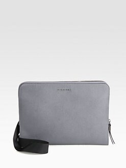 Burberry - Leather Hyson Document Holder