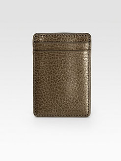 Marc by Marc Jacobs - Leather Money Clip