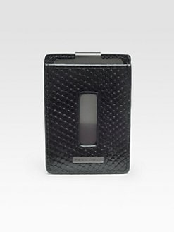 BOSS Black - Bostinter-S Money Clip Card Holder