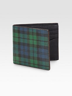 Jack Spade - Leather Bill Holder