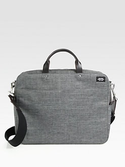 Jack Spade - Tech Oxford Laptop Briefcase