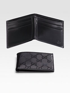 Gucci - Small Bi-Fold Wallet
