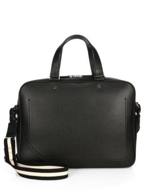 Burke Smooth Leather Laptop Bag