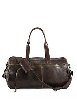 Robert Graham - Taylor Leather Duffel