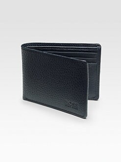 BOSS Black - Estimor Leather Wallet