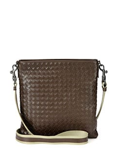 Bottega Veneta - Intrecciato Messenger