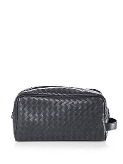 Bottega Veneta - Intrecciato Toiletry Case