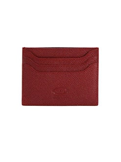 Tod's - Leather Card Case