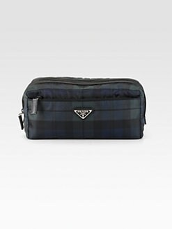 Prada - Nylon Travel Case