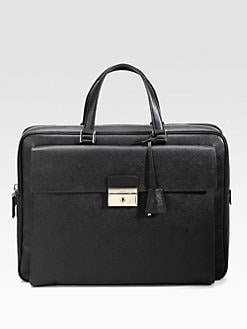 Prada - Saffiano Briefcase