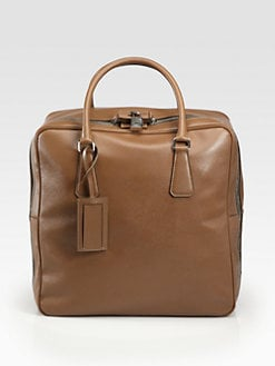 Prada - Saffiano Travel Bag