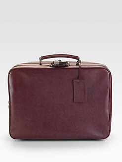 Prada - Leather Suitcase