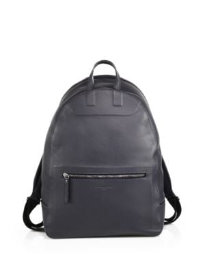 Ghost Leather Backpack