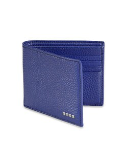 Tod's - Pebbled Leather Billfold