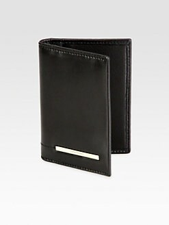 Salvatore Ferragamo - Leather Card Case