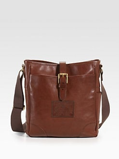 Ralph Lauren - Deerfield Leather Canteen Bag