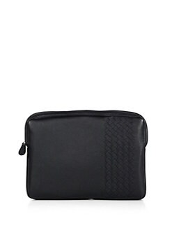 Bottega Veneta - Leather Toiletry Case