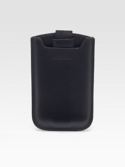 Bally - Leather Case for iPhone