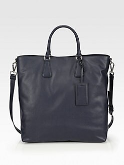 Prada - Saffiano Leather Shopping Tote