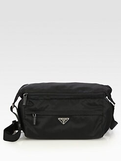 Prada - Small Nylon Shoulder Bag