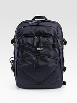 Prada - Nylon Backpack