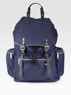 Jack Spade - Field Canvas Rucksack